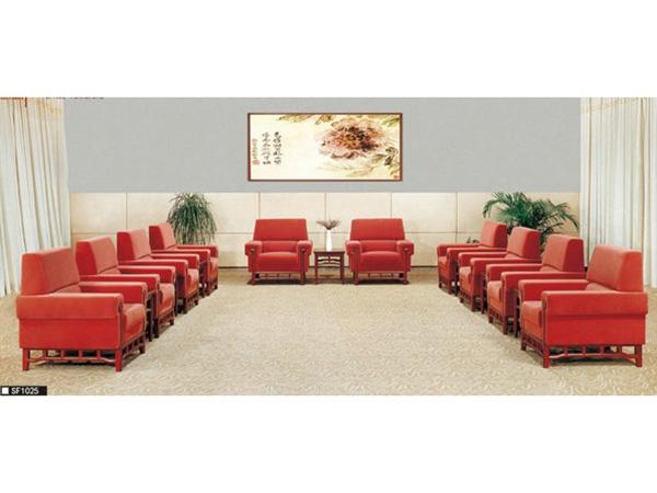 古典办公沙发