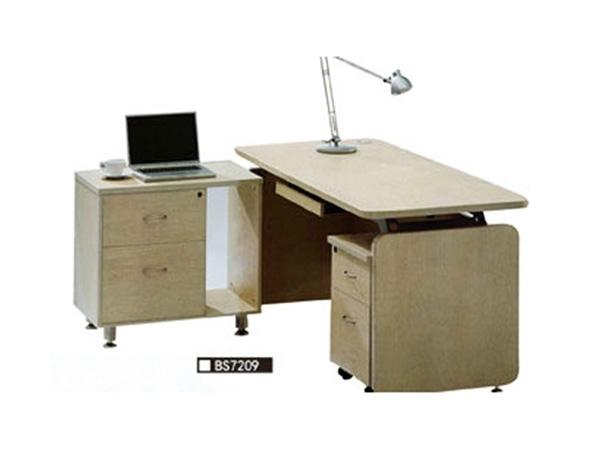 书柜电脑桌