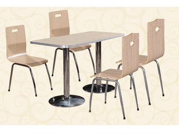 铝合金餐椅