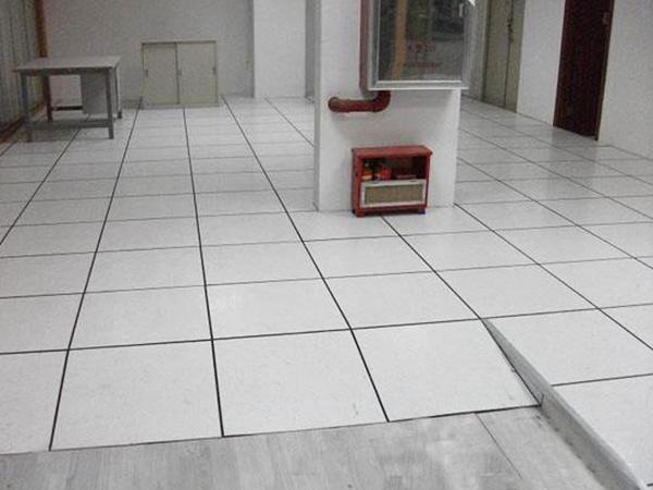 防静电高架地板