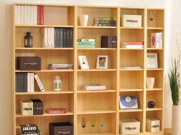 内蒙古实木书柜